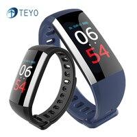 Teyo Smart Band G19 Heart Rate Monitor Blood Pressure Fitness Bracelet Smartband Waterproof Pulsera Inteligente Android