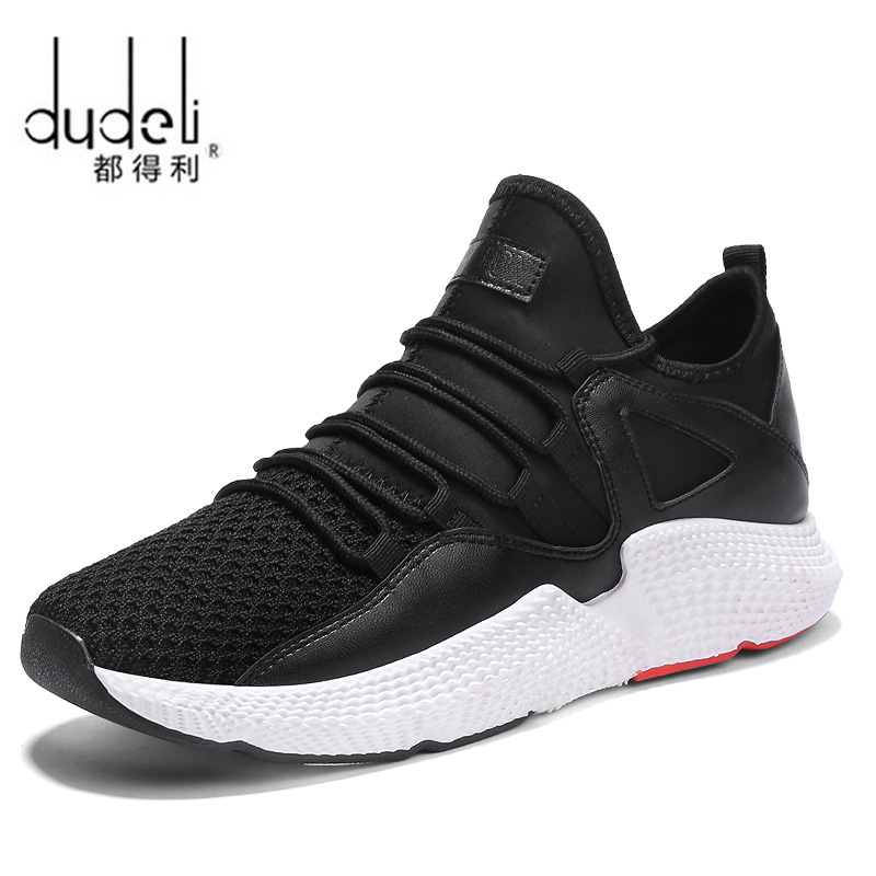 477401664acd0 DUDELI Men Running Shoes Ultra-light 2018 New Sports Walking Shoes Damping  Women Jogging Sneakers Outdoor Yeezys Air Boost