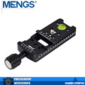 MENGS FNR-100 1/4'' Screw Plate Quick Release + Clamp Compatible With AS Standard Quick Release Plate(14120002701)
