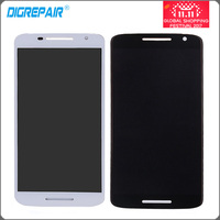 5 5 Inch Black White For Motorola Moto X Play XT1561 XT1562 LCD Display Touch Screen