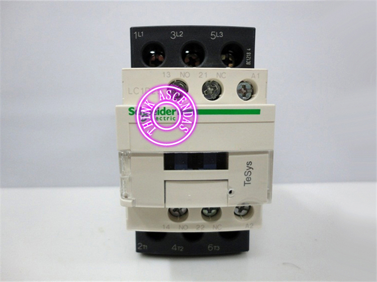 LC1D Series Contactor LC1DT25 LC1DT25QD 174V DC / LC1DT25ZD 20V DC / LC1DT25QDC 174V DC / LC1DT25ZDC 20V DC