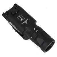 500 люмен светодиодный стробоскоп оружие свет тактический X300V пистолет с фонариком ИК свет Глок пистолет страйкбол Пикатинни X300 серии