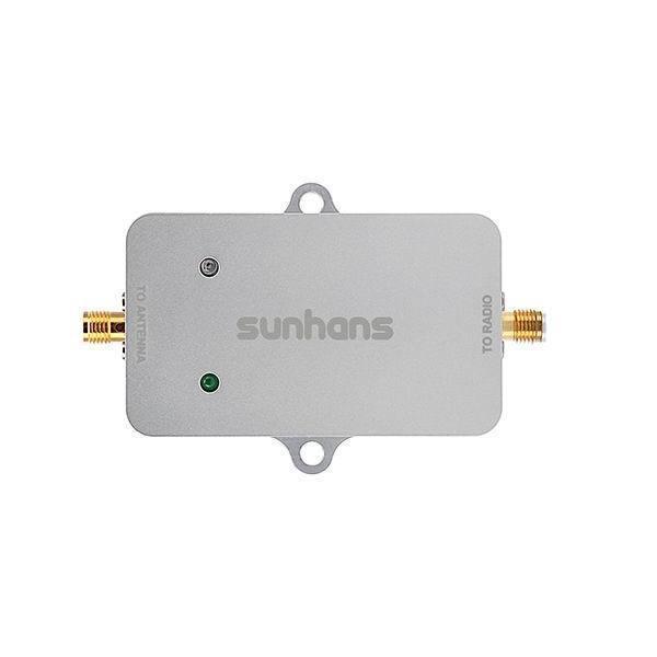 Sunhans 2 W 5.0G Modelo de Avião Sem Fio Signal Booster/WiFi Wireless LAN Signal Booster Amplificador Repetidor