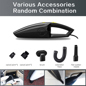 Image 4 - Car Vacuum Cleaner High Power 120W Portable Handheld Vacuum Cleaner Wet and Dry Dual Use Car Vacuum 12V
