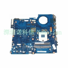 NOKOTION Mainboard For Samsung RV520 Laptop Motherboard HM65 DDR3 GT520M Discrete Graphcis BA92-08186A BA41-01608A