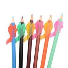 3 шт./упак. Wobi ребенка детей студентов карандаш удерживайте ручку коррекция осанки при письме ручки