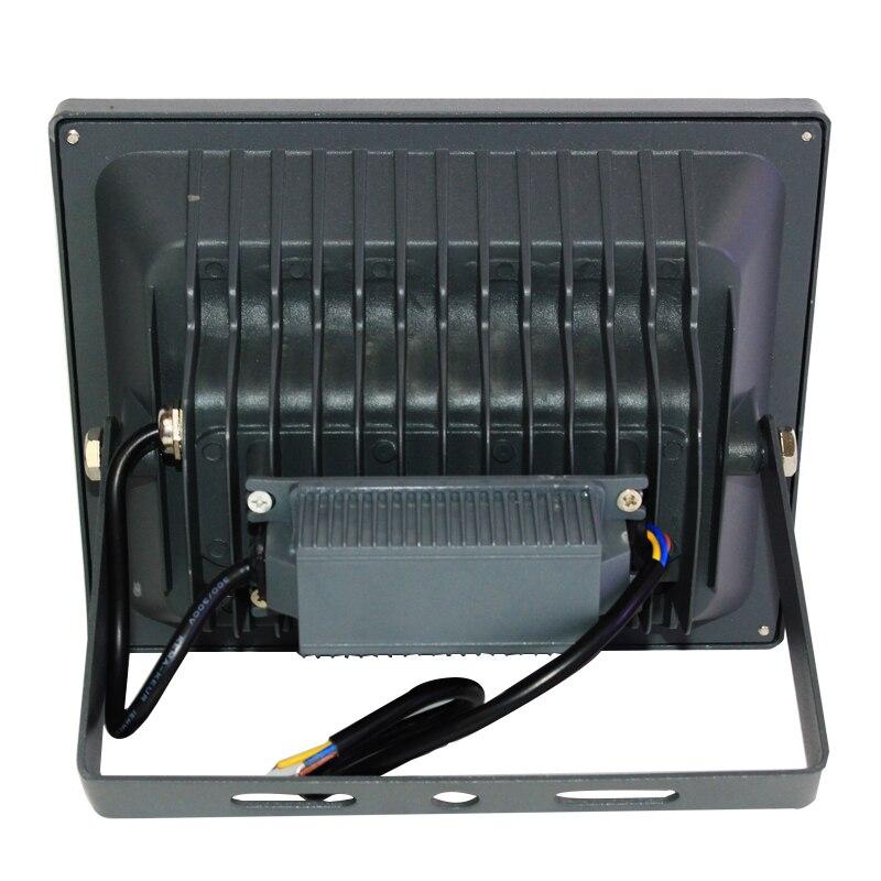 Refletor LED Flood Light 20w 30w 50w 85~265V waterproof IP65 foco projecteur COB Led Floodlight Outdoor Lighting Spotlight