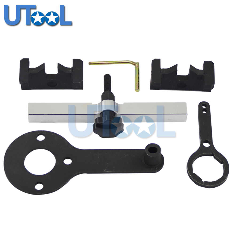 UTOOL Special Engine Camshaft Timing Tools Set Engine Timing Locking Tool Kit For BMW N63 S63 N74 dnj engine components tk1123 timing kits