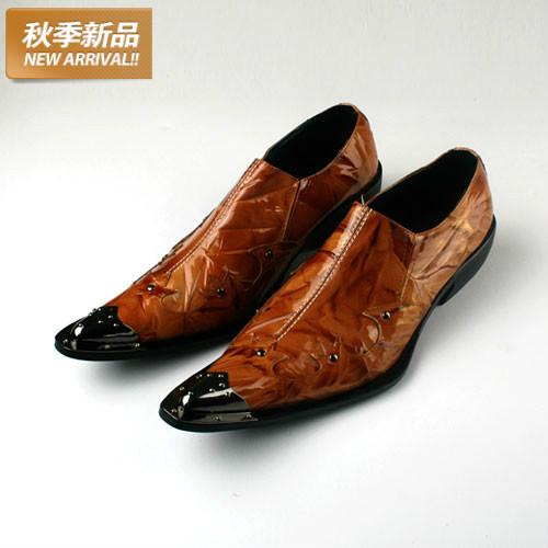 Japanese Korean Style Men Oxford Shoes Lace Up Mens Dress Shoes Fashion  Genuine Leather Mens Tap Shoes Buckle Party Men Oxfords-in Formal Shoes  from Shoes ... de328e41c1e9