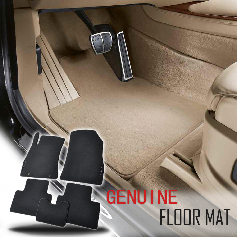 Bmw Z4 Floor Mats Beige: 2D Luxury Genuine Custom Fit Car Floor Mat Car Carpet Car