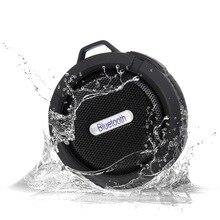 Mini Portable Wireless Bluetooth Speaker Mushroom Style Waterproof Music Loudspeakers Support Handsfree calls for smartphone pc