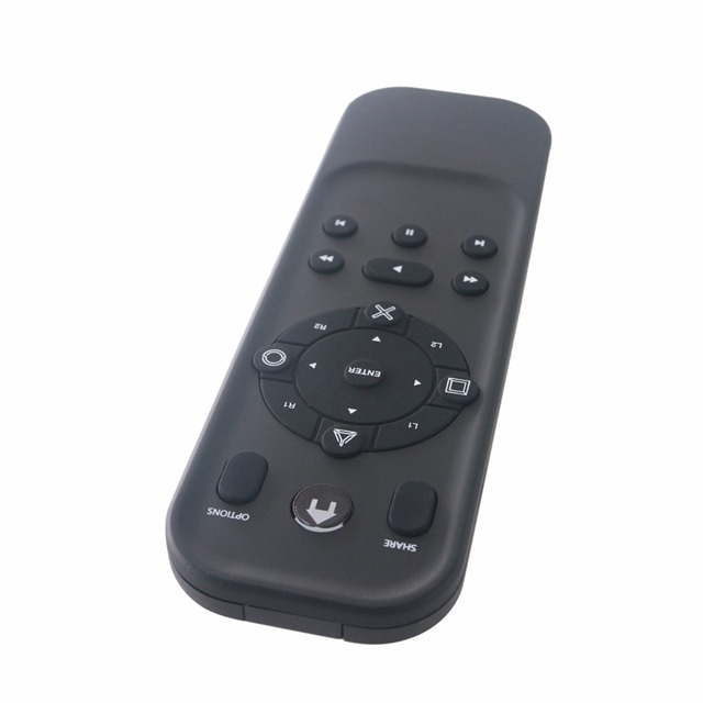 Masiken bluetooth media remote control for sonyplaystation 4ps4 pro masiken bluetooth media remote control for sonyplaystation 4ps4 proslim systems gaming accessories freerunsca Images