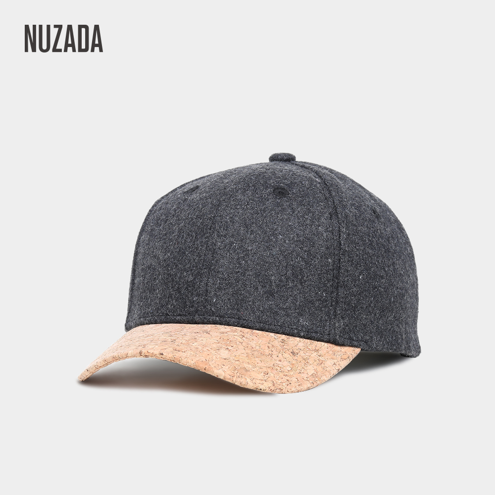 NUZADA Simple Style Men Women Couple Neutral   Baseball     Cap   Hat Suitable Autumn And Winter Snapback Keep Warm