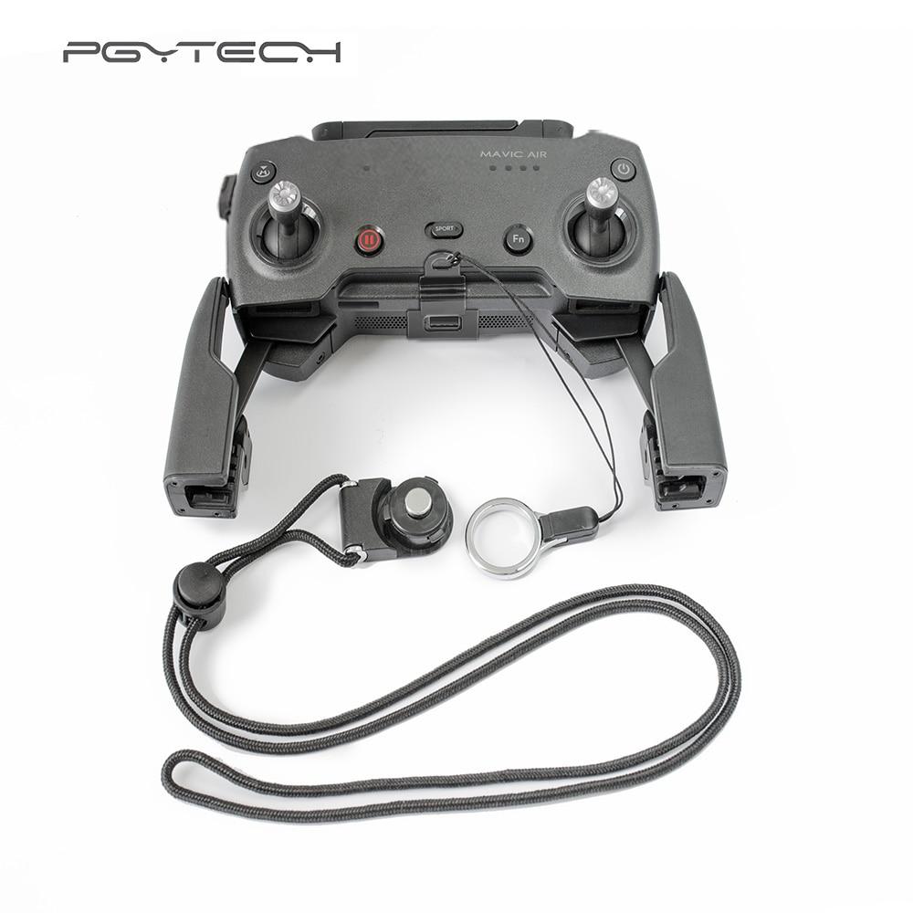 PGYTECH Remote Controller Clasp for DJI Mavic Air Lanyard Adjustable Neck Strap Sling Mavic air Drone Accessories