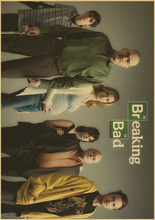 Breaking Bad Series Poster