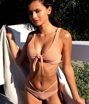 56ff21364a24e 2017 New Arrive Women Swimwear Push up Padded Bra Bandage Bikinis Set  Swimsuit Triangle Bathing Suit Bather Women s Beachwer-in Bikinis Set from  Sports ...