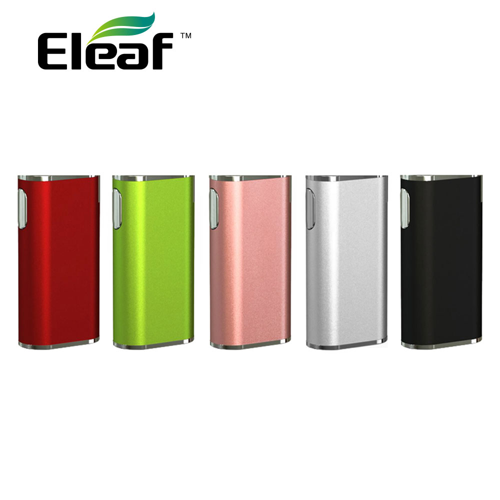 Original Eleaf IStick Melo Battery MOD Built-in 4400mAh Battery W/ 60W Output & 0.49-inch Top Screen for Melo 4 Tank Mod Battery new usa 2a standard thread ring gage gauge set 1 4 20 tpi