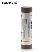 1 PC. Liitoaala original UR18650ZY 2600 mAh 3.7V lithium battery 18650 battery 2600 MAH Industrial equipment used(China)