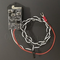 Prusa i3 MK3 Pânico De Alimentação PSU 0.4 V de Alta Tensão com 10A 250 V Fusível Interruptor e Cabo  soquete Do Módulo De Detecção De Energia da fonte de Alimentação|Peças e acessórios em 3D| |  -