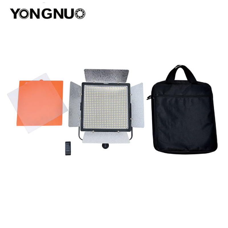 YONGNUO YN860 LED Remote Control Video Light/ LED Studio Lamp with 3200k-5500k Adjustable Color Temperature for canon/nikan/sony