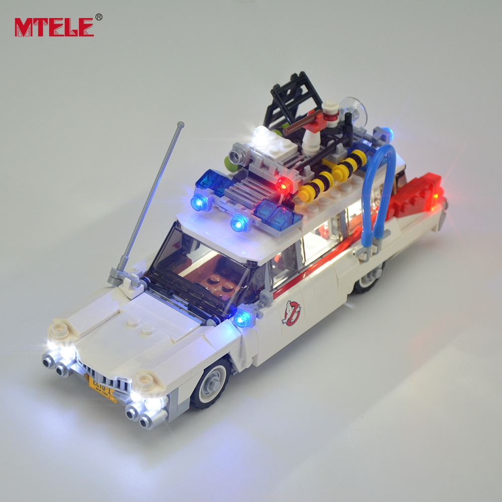 Hot Sale Mtele Led Light Kit For Ghostbusters Ecto 1 Lighting Set