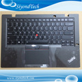 Original New Laptop Shell Cover C Topcase With Keyboard For Lenovo Thinkpad X1 Carbon 3rd 2015