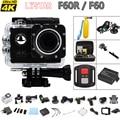 "Allwinner V3 F60 / F60R  Remote Action camera 4K WiFi 2.0"" 170D pro Extreme Cam Diving go waterproof Sport Camera Cam DVR DV"