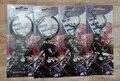 Оптовая продажа Японских Аниме Guilty Crown Гай Tsutsugami Креста брелок Ожерелье 2 цветов игрушка аксессуары подвесные модели