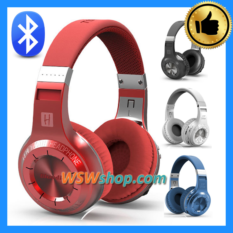 ФОТО 100% Blue dio HT Bludio Wireless Bluetooth Headset 4.1 Stereo Headphones With Mic Handsfree For Call Music Headset Original Box