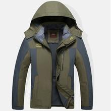 Original Men jackets Outdoor Windbreaker Camping Hiking coats jaqueta for men Spring fall fishing jacket waterproof