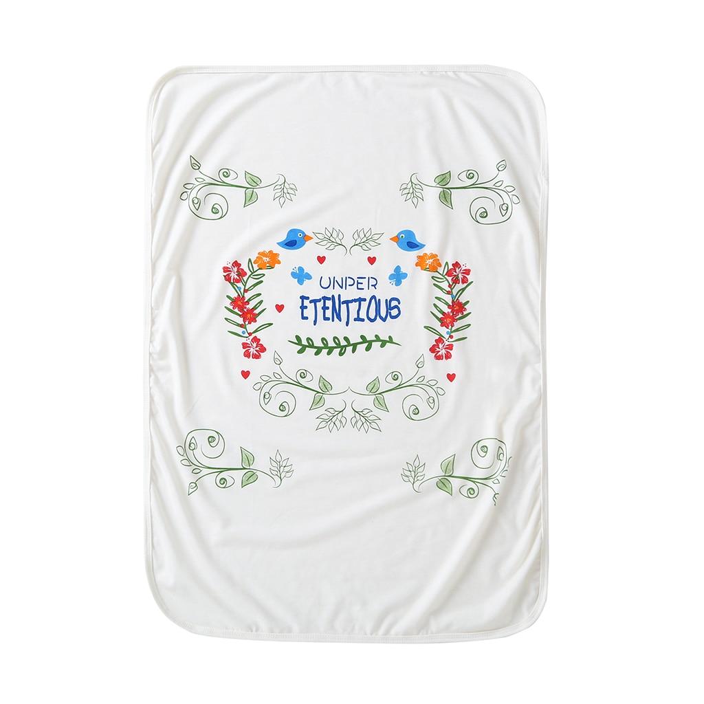 0-18 Monate Neugeborenen Kleidung Swaddle Muslimischen Baumwolle Decke Baby Wrap Blatt Kleinkind Jungen Und Mädchen Kind Bettwäsche Handtuch