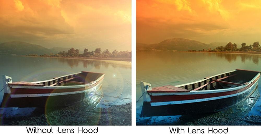 EW-73B 67mm ew 73b EW73B Lens Hood Reversible Camera Lente Accessories for Canon 650D 550D 600D 60D 700D 18-135 17-85 mm Lens 5