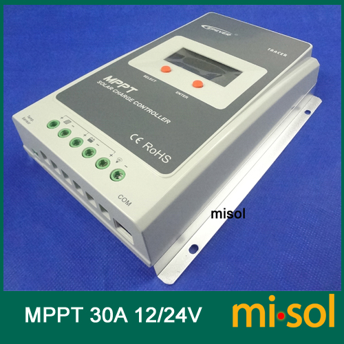 Tracer MPPT Solar regulator 30A, 12/24v, Solar Charge Controller 30A, NEW