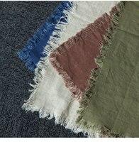 Junwell, 2 шт./лот, 46X63 см, тяжелое льняное/Хлопковое полотенце, кухонное полотенце, полотенце для мытья посуды, ткань для чистки чая, ультрапрочно...