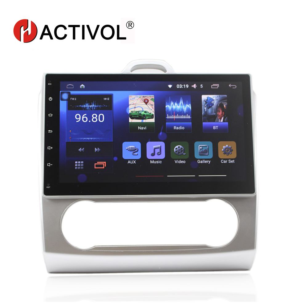 Bway 10.2 car radio for Ford Focus S-Max High trim android 6.0 car dvd player with bluetooth,GPS Navi,SWC,wifi,Mirror link,DVR