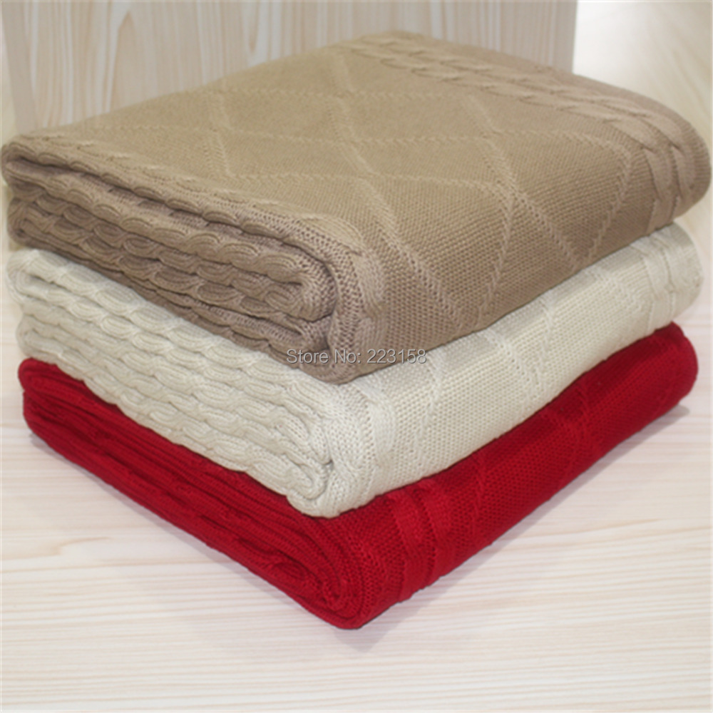 Fashion new arrival ultralarge 100% summer cotton yarn blanket sofa air conditioning blanket 2017 brown leopard thread blanket gray knitted air conditioning sofa blanket 100% cotton 200 230cm soft bed sheet home textile