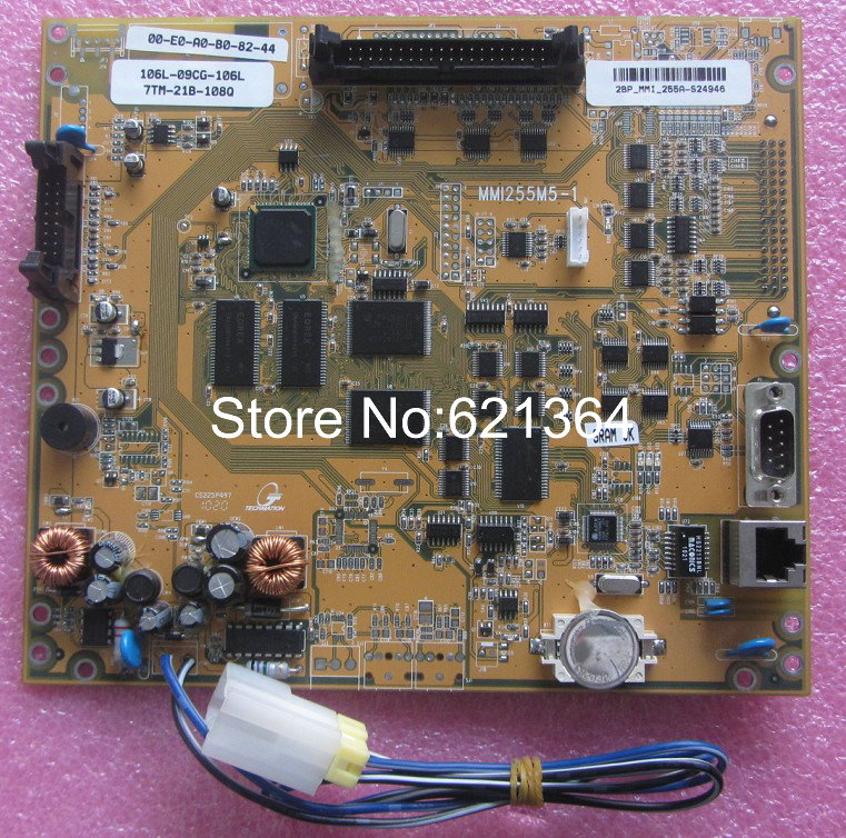 Techmation  MMI255M5-1  Motherboard  for industrial use new and original  100% tested okTechmation  MMI255M5-1  Motherboard  for industrial use new and original  100% tested ok