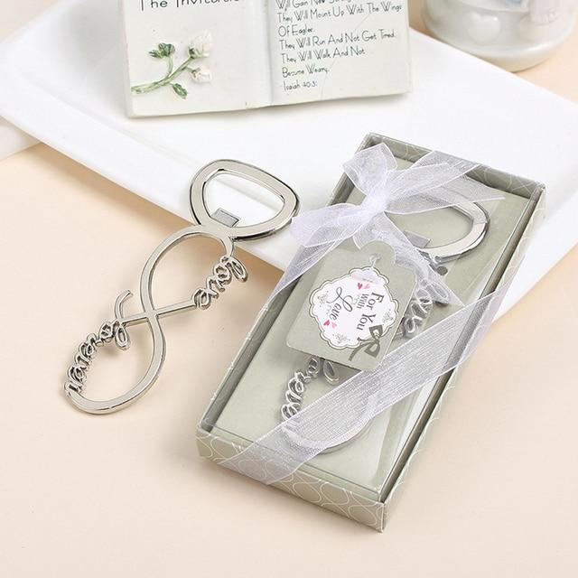 Free Shipping Love Forever Bottle Opener Wedding Favors