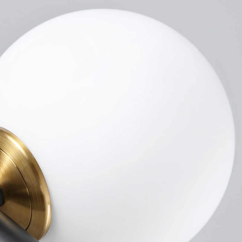 בציר לופט תעשייתי תליון אורות זהב בר מדרגות אוכל חדר זכוכית צל רטרו תליון מנורת גופי