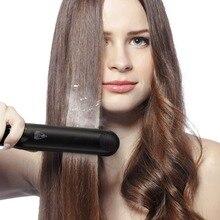 Pro Steam Hair Straightener Fast Styler
