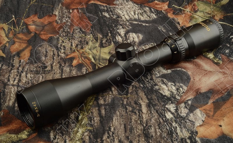Hunting Shooting 3-9x42 Rifle Scope 1.25 Inch Tube Waterproof