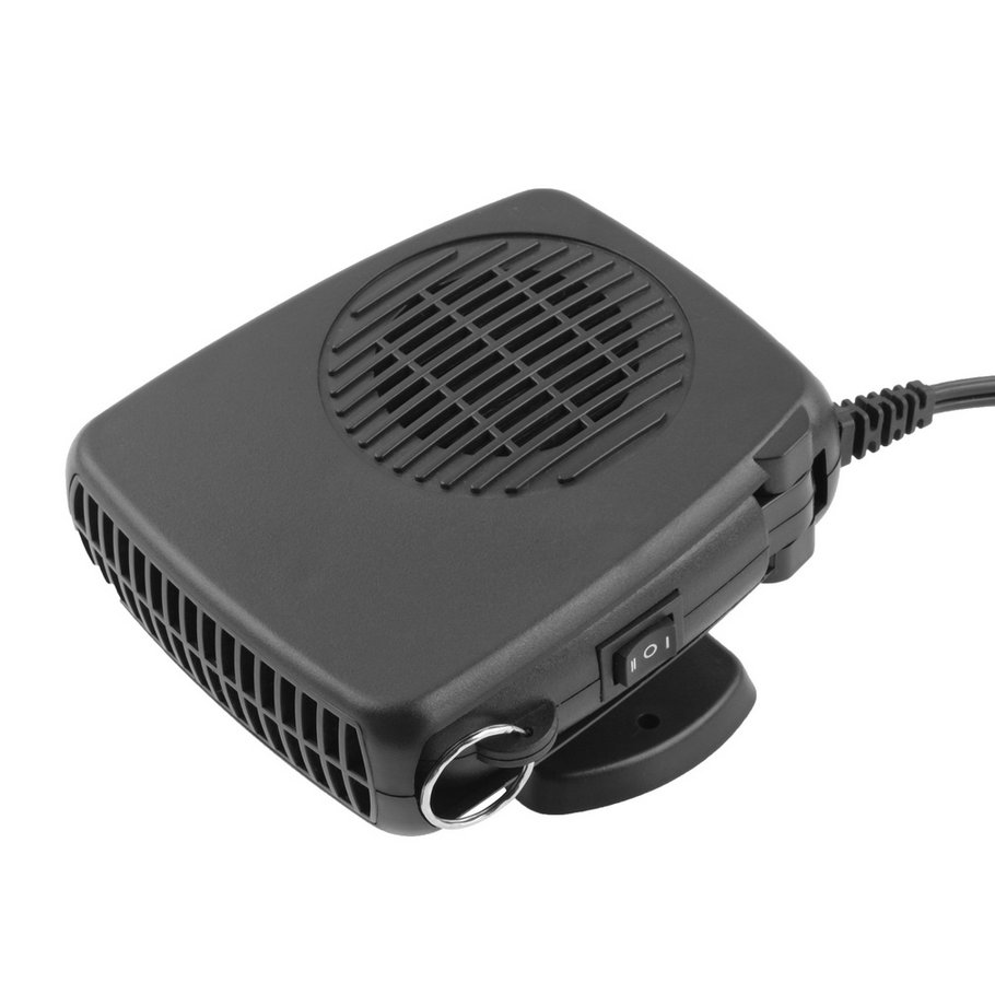 New 12V Auto Car Auto Vehicle Portable Dryer Portable Ceramic Heating Cooling Heater Fan Car Defroster Demister hot selling