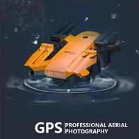 RC Aircraft Le IDEA7 Drone GPS Positioning Aerial Photography Wi Fi FPV HD Folding Quadcopter Automatic Following Aircraft
