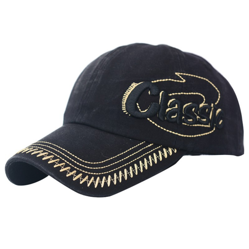 The Trip Among Women Store Women Men Splicing Stud Esportes Cap Canvas Flat-top Baseball Cap Adjustable