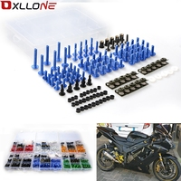 Motorcycle Fairing Bolt Screw Fastener Fixation for Honda CBR 1000RR 2006 2007 Complete Kit