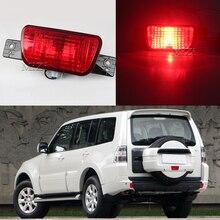 Хвост бампер свет противотуманных фар для Mitsubishi Pajero Shogun 2007 2008 2009 2010 2011 2012 2013-2015 новый задний запасное колесо лампа