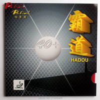 Palio Official 40 Hadou Table Tennis Rubber New Material Blue Sponge For Fast Attack With Loop