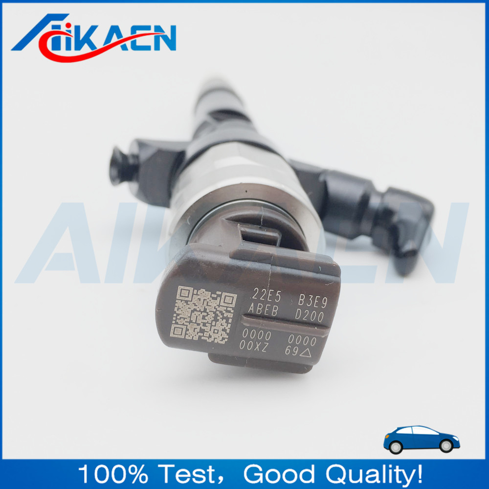 US $260 1 32% OFF| Fuel Injector 23670 30140 fit for Toyota Land Cruiser  Hilux 3 0 D4D 23670 39185 1KD 2KD-in Fuel Injector from Automobiles &