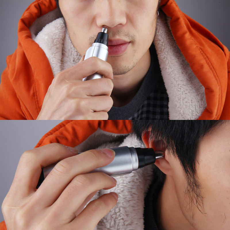 Brand New Fashion Electric Nose and Hair Trimmer Safe Face Care Shaving Trimmer