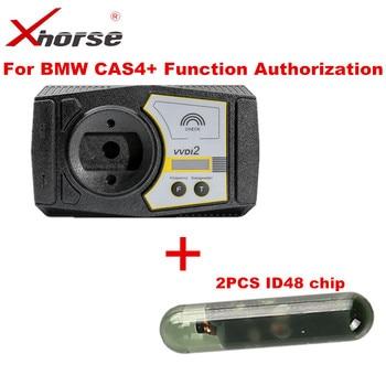 Xhorse VVDI2 For BMW CAS4+ Function Authorization Plus 2PCS ID48 Chip